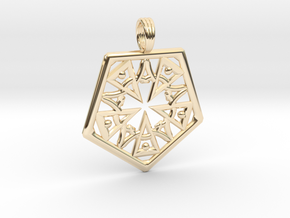 VENUS PHYRE in 14K Yellow Gold