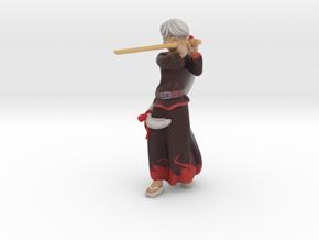 Blind Sword Girl 10 in Full Color Sandstone