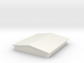 Hive Cover Sloped in White Strong & Flexible