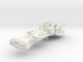 Corvette in White Strong & Flexible