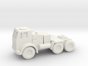 1/200 Scale Leyland Hippo 19H Tractor in White Strong & Flexible