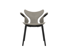 Lily Chair - Arne Jacobsen in White Strong & Flexible: 1:24