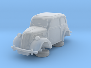 1-87 Ford Anglia E494a in Smooth Fine Detail Plastic