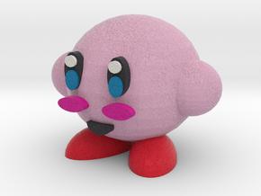 Kirby in Full Color Sandstone
