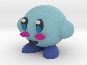 Blue Kirby in Full Color Sandstone