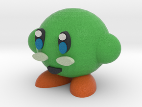 Green Kirby in Full Color Sandstone