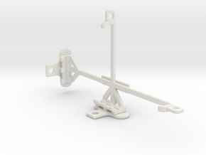 Meizu m1 metal tripod & stabilizer mount in White Natural Versatile Plastic