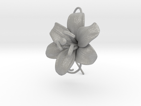 AirCharm Lily Flower - Right in Aluminum