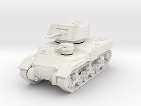 PV143 Ram I Cruiser Tank (1/48) in White Natural Versatile Plastic