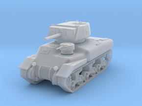 PV145C Ram II Cruiser Tank (1/87) in Smooth Fine Detail Plastic