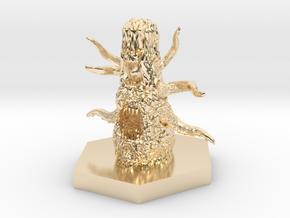 Roper Token in 14k Gold Plated Brass