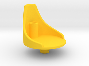 AstroChair in Yellow Strong & Flexible Polished