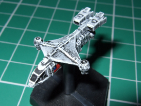 """1/1000 Scale ISSCV """"Dragonfly"""" in Smooth Fine Detail Plastic"""