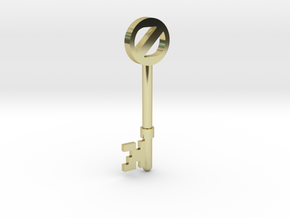 Return To Oz Key in 18k Gold