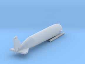 1/144 Scale German SCHWERTWAL II Mini U-Boat in Frosted Ultra Detail