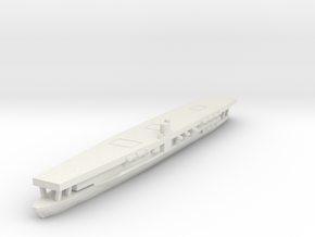 Akagi 1/2400 in White Natural Versatile Plastic