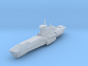 Araan Dynasty Light Cruiser in Smooth Fine Detail Plastic