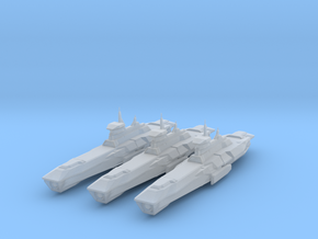 Araan Dynasty Light Cruiser 3 Pack in Frosted Ultra Detail