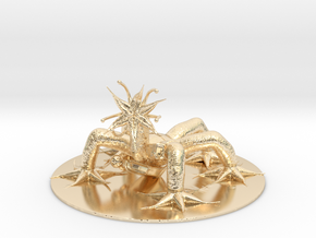 Hiver Miniature in 14k Gold Plated: 1:60.96
