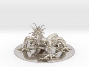 Hiver Miniature in Platinum: 1:60.96