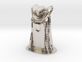 Vorlon Miniature in Platinum: 1:60.96