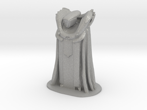 Vorlon Miniature in Raw Aluminum: 1:60.96