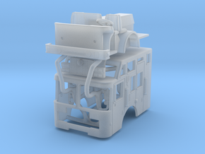 1/87 HME Heavy Rescue Cab in Frosted Extreme Detail