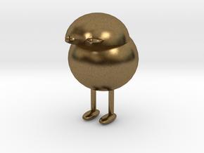 The Little Fella in Natural Bronze