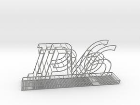 IPv6 Charge Station - Medium in Metallic Plastic