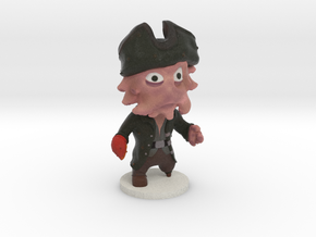 Davy Jones w base in Full Color Sandstone