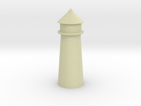 Lighthouse Pastel Yellow in Full Color Sandstone