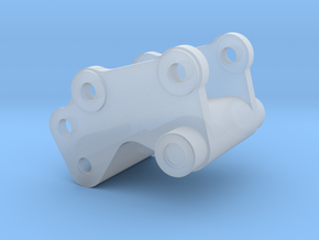 335 Coupler in Smooth Fine Detail Plastic