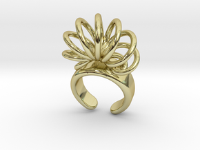 Adjustable Ring in 18k Gold