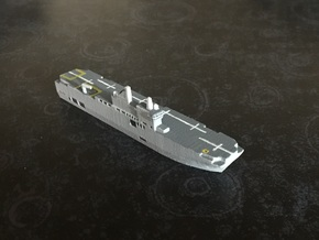 Mistral-class LHD, 1/1800 in White Natural Versatile Plastic