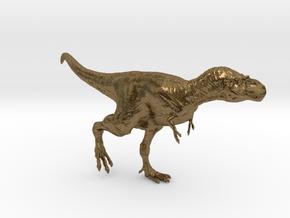 Gorgosaurus (Small/Medium size) in Natural Bronze: Small