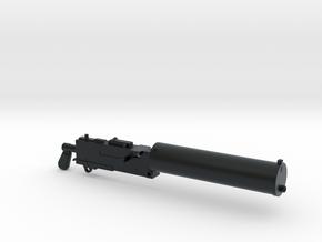 1/16 scale Browning M1917 Machine Gun in Black Hi-Def Acrylate