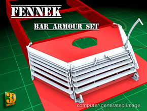 Dutch FENNEK BAR-armour (1/35) in Frosted Ultra Detail