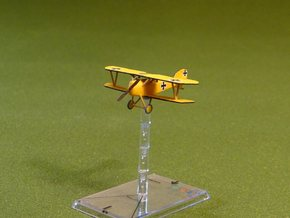 Albatros (Oeffag) D.III Series 253 1:144th in White Natural Versatile Plastic