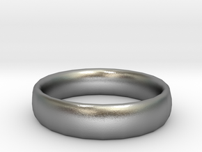 Ring in Natural Silver