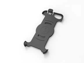 Holder for iPhone 6/6s/7/8 in Garmin Carkit in Black Natural Versatile Plastic