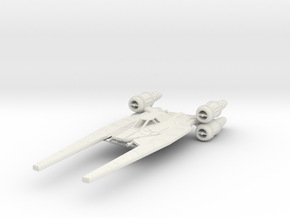 U-Wing in White Strong & Flexible