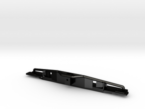 Defender Rear Bumper for D90, D110 RC4WD in Matte Black Steel