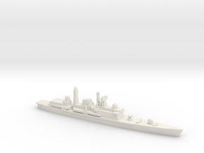 Type 42 DDG (Batch 3), 1/1800 in White Natural Versatile Plastic