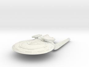 Washington Class  Cruiser in White Natural Versatile Plastic