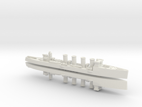HNoMS Troll 1/1800 x2 in White Natural Versatile Plastic