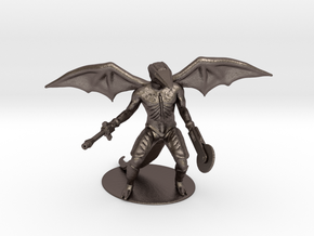 Repto Miniature in Polished Bronzed Silver Steel: 1:60.96