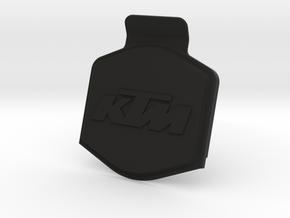 Schutz Aktivhalter TOM TOM 400 - KTM in Black Natural Versatile Plastic
