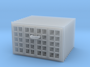 Special Large Window HO Scale in Smooth Fine Detail Plastic