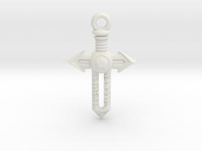 Fullbuster New Remake4 in White Natural Versatile Plastic