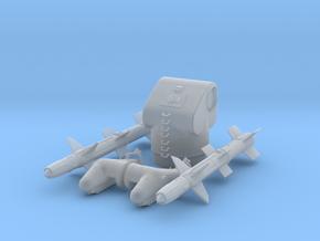 Best Details 1/72 MK12 RIM-8 TALOS missiles KIT in Smooth Fine Detail Plastic